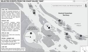 The Coast Salish War