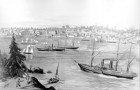 The Founding of Victoria, BC