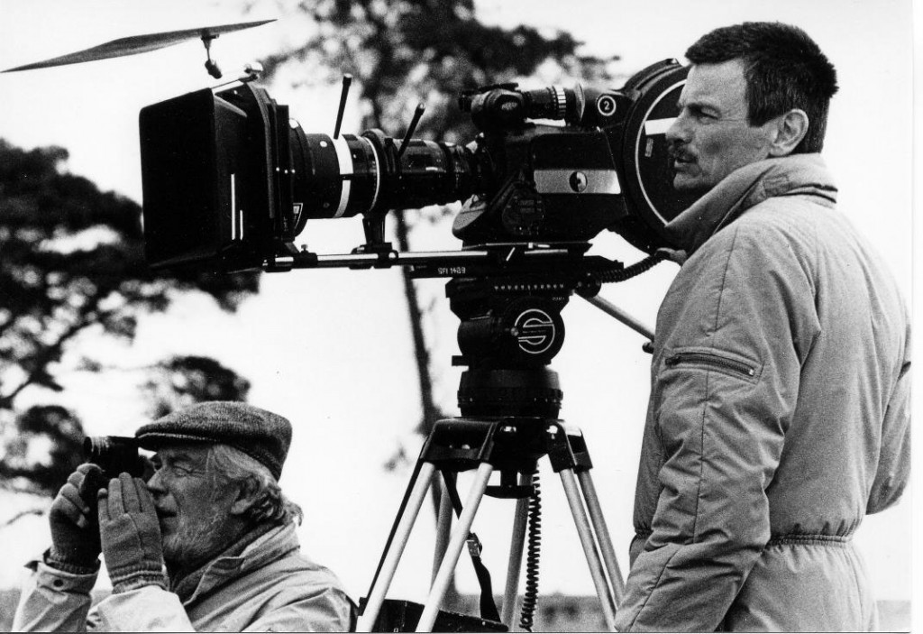 Tarkovsky behind the camera