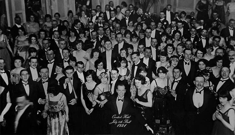 The Shining mysterious 1921 photo