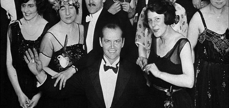 The Shining 1921 photograph hand